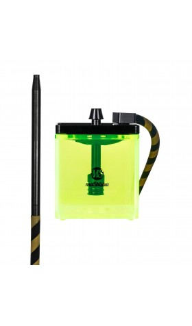 MS Micro - Black/Green