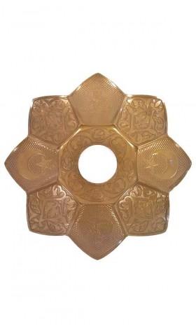 Plato Sultan Alu - Gold