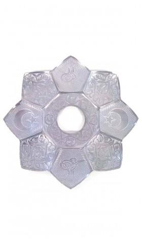 Plato Sultan Alu - Silver