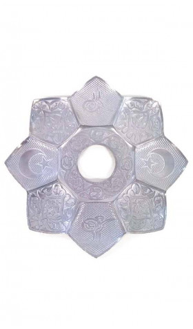 Prato Sultan Alu - Silver