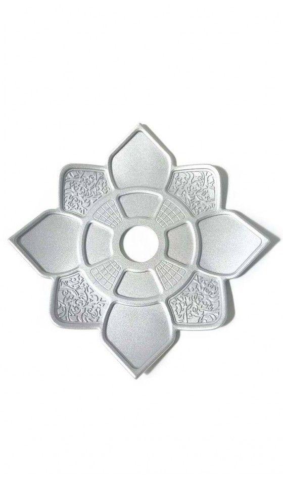 Prato RIO Tray - Silver