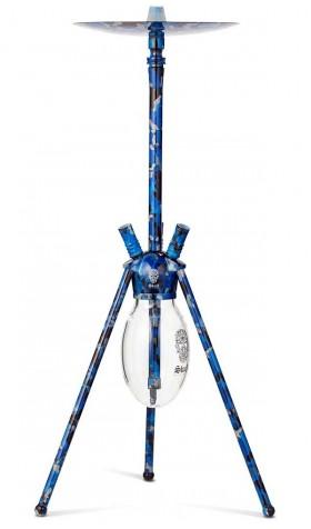 Skull Ovni Camuflaje - Blue