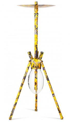 Skull Ovni Camuflaje - Yellow