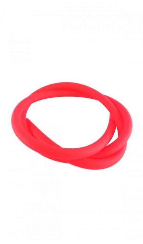 Manguera de silicona Soft - Red
