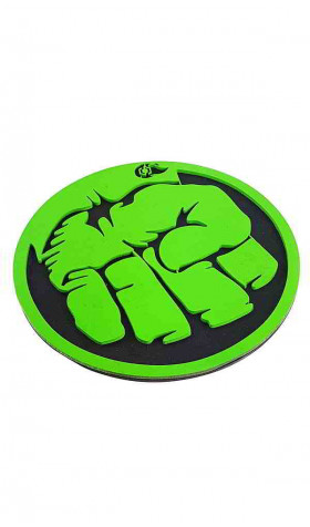 Tapete 3D Sapiens Hero - Hulk
