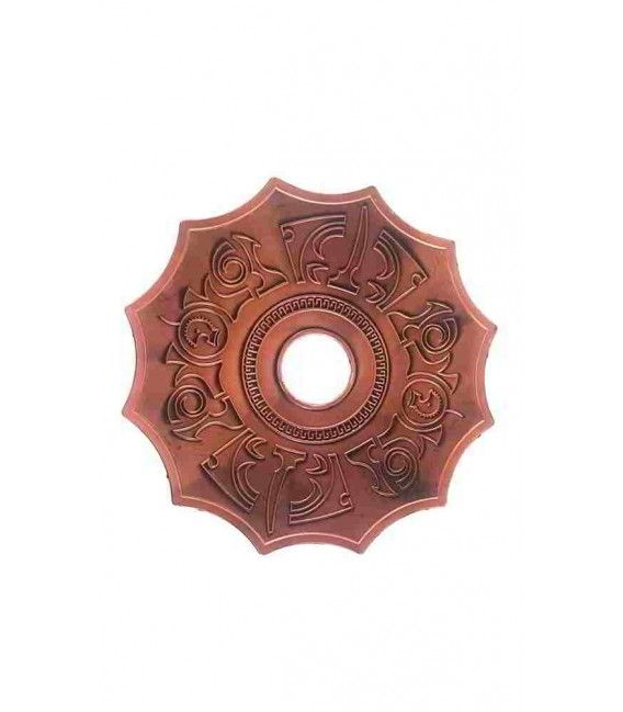 Plato Copper Star