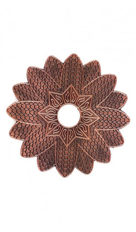 Prato Copper Flower