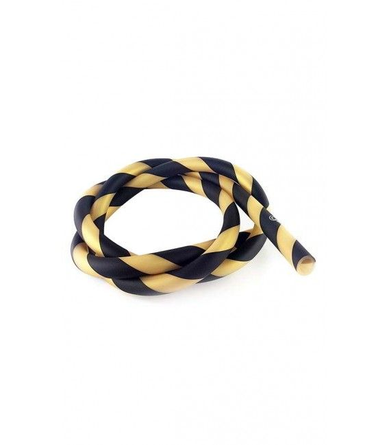 Manguera Soft Stripped - Black/Gold