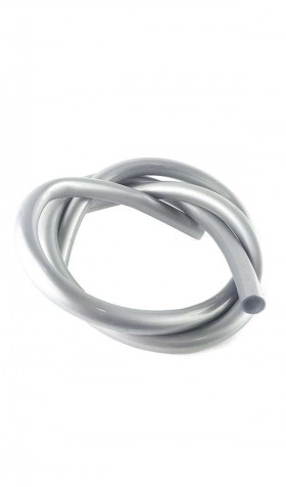 Mangueira de silicone - Silver