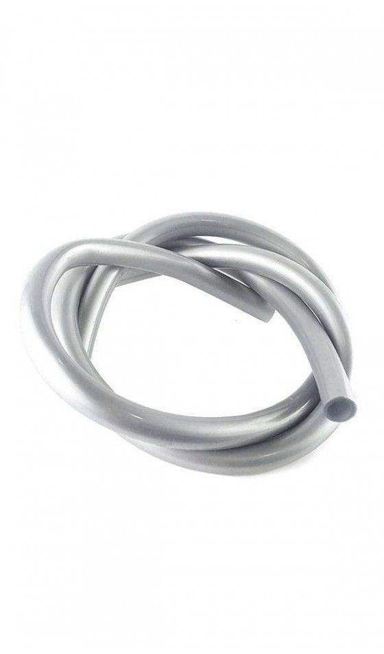 Manguera de silicona - Silver