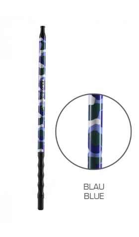 Kaya Boquilha de alumínio Camuflaje - Blue