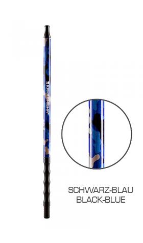 Kaya Boquilha de alumínio Camuflaje - Black/Blue