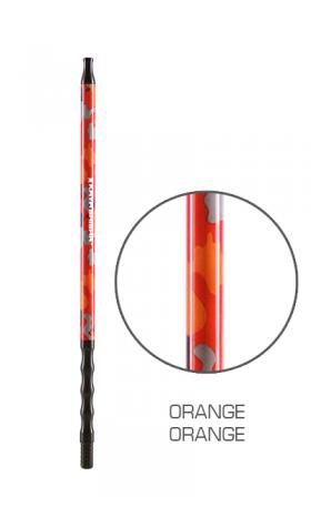 Kaya Boquilha de alumínio Camuflaje - Orange