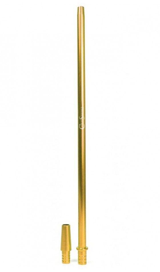 Boquilla Slim 40cm + conector - Gold