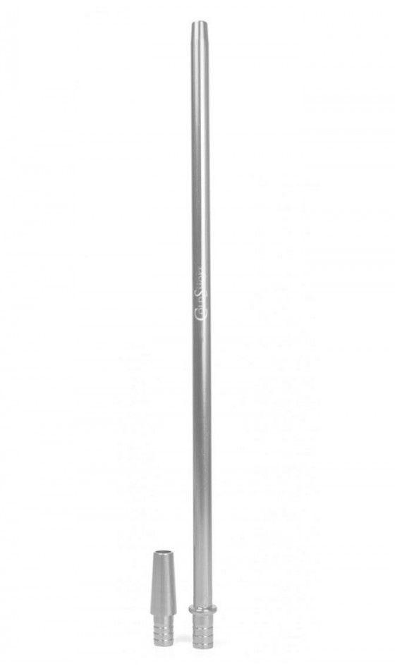 Boquilha Slim 40cm + conector - Silver