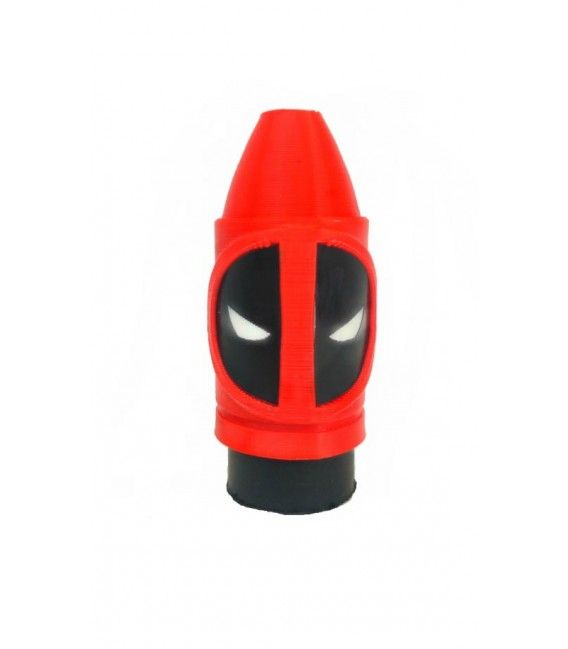Boquilla 3D Hero - Deadpool