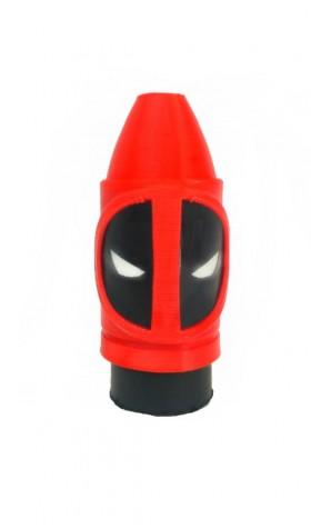 Boquilha 3D Hero - Deadpool