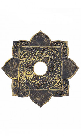 Prato Old Arabic - Gold