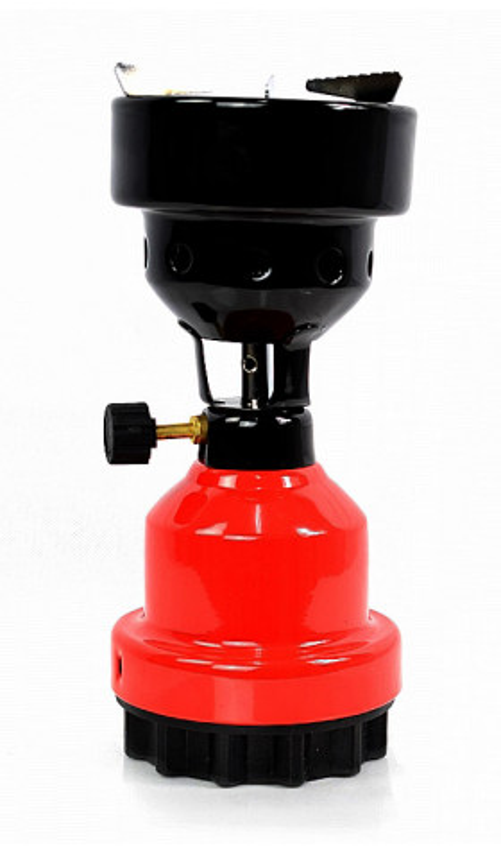 Forno para carvão de gas - Rojo