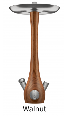 Wookah 2.0 Body - Walnut
