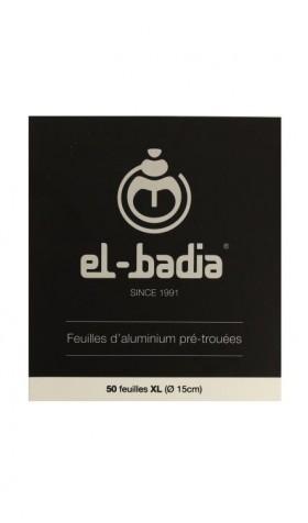 El Badia Alumínio pré-cortado XL 15cm