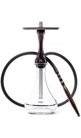 Alpha Hookah Model X - Bronze