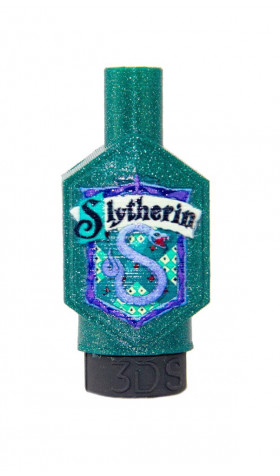 Boquilha 3DS - Slytherin