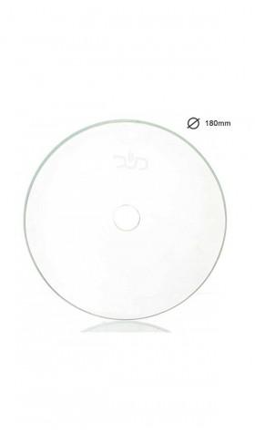 Prato de vidro DUD - 180mm