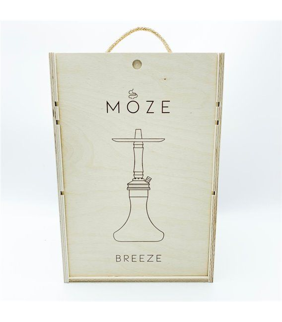 Moze Breeze - Red