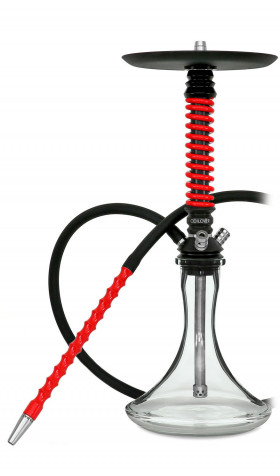 Mamay Customs Coilover Mini - Black/Red