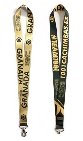 Lanyard 1001 Ed. Limitada Granada
