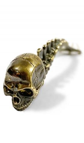 Tenedor Maklaud Skull