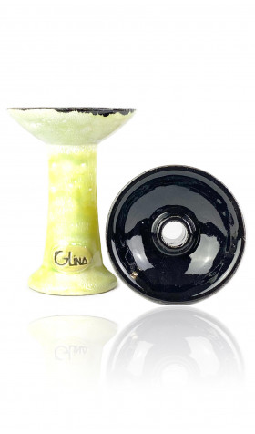 Cazoleta Glina Alien Mini Phunnel - Lime
