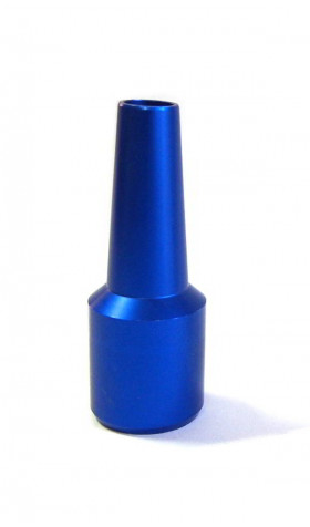 Conector de manguera Premium - Azul