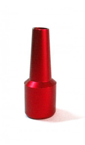 Conector de manguera Premium - Rojo