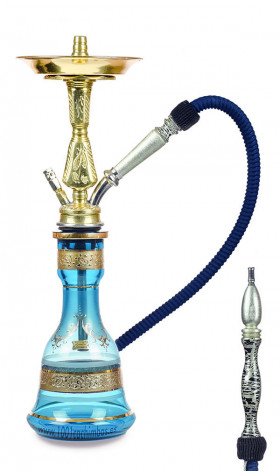 KM Mini Kamanja + 1001Nights Egermann - Turquoise