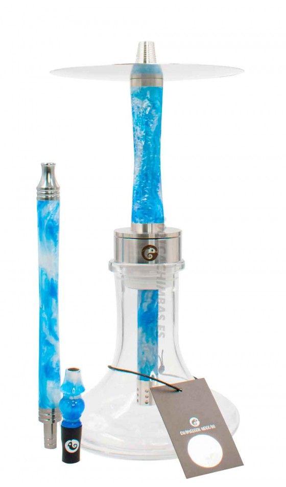 Cachimba Chameleon Mini - Aquamarine