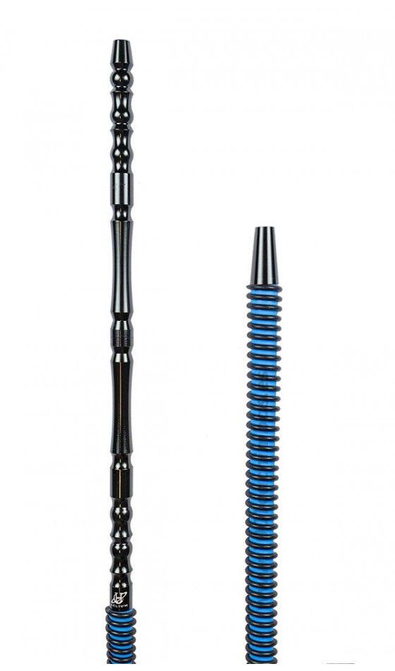 Manguera Helium Blazar - Black/Blue