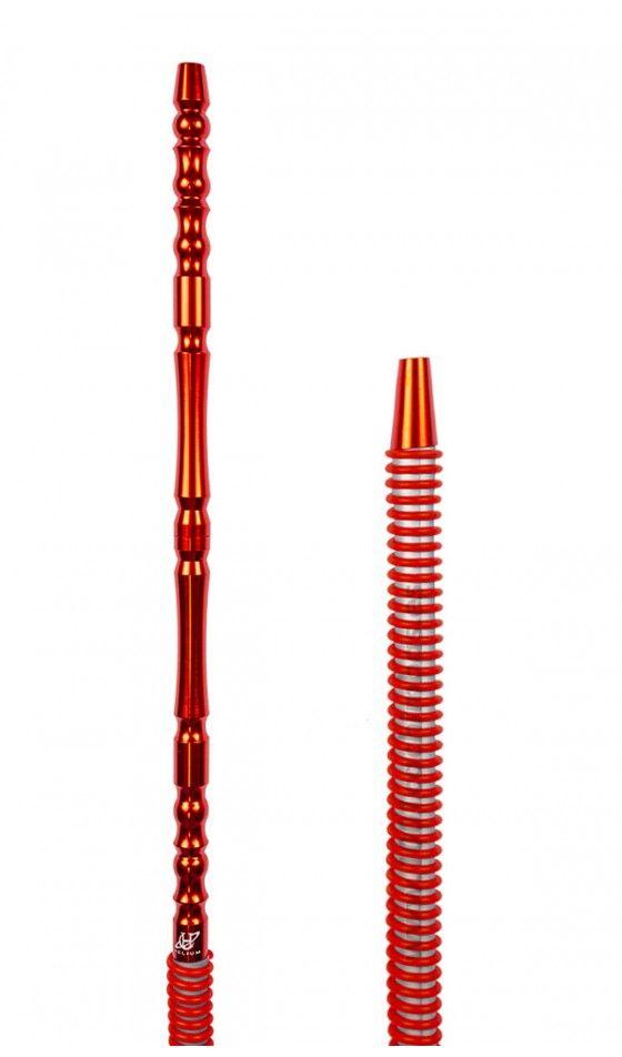Manguera Helium Blazar - Red/Silver