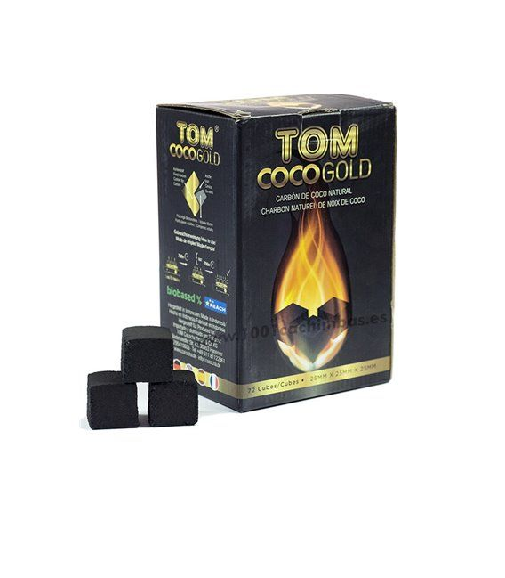 Carbon Natural Tom Cococha GOLD 1kg