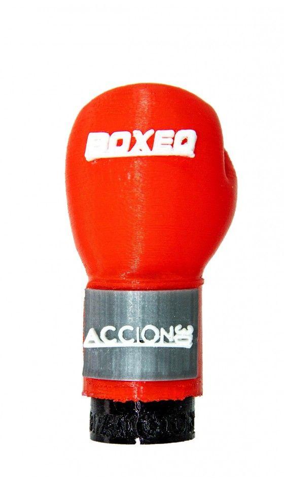 Boquilha 3DA - Boxeo
