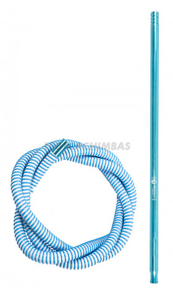 Manguera Mahalla completa - Blue/White