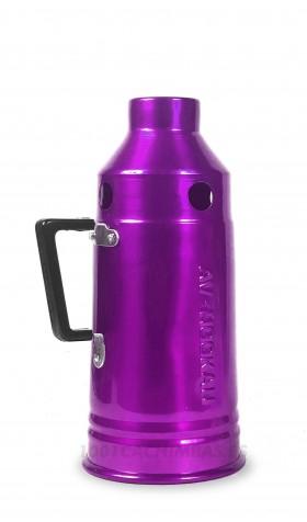 Abafador AV Brasil - Purple