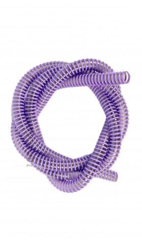 Mangueira Latex Invictus - Purple/Smoke