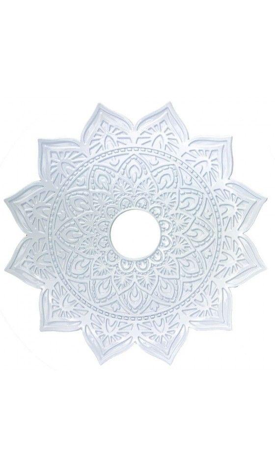 Plato EBS Sleek 23cm - White