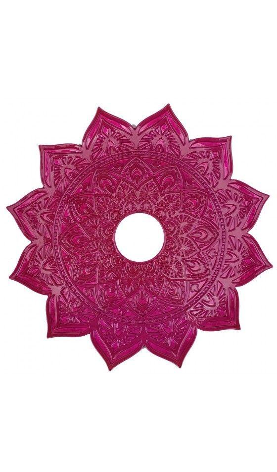 Plato EBS Sleek 23cm - Pink gloss