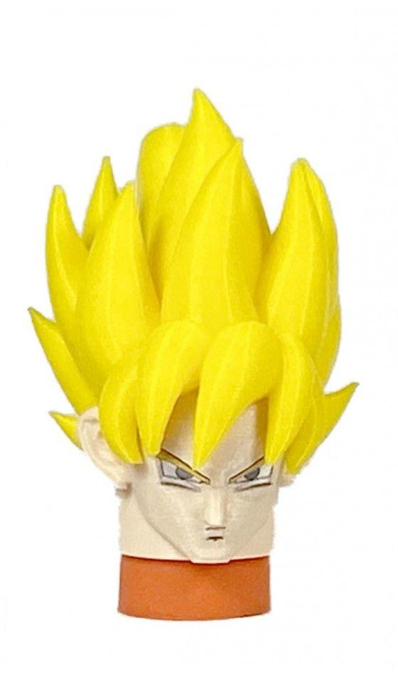 Boquilla 3DA - Goku Super