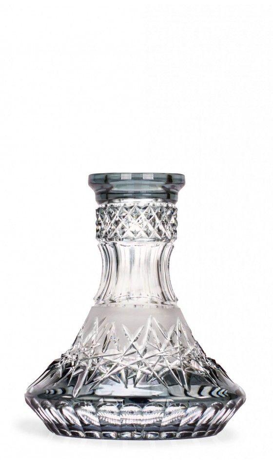 Base Caesar Small Cone Million Cut - Iced Grey