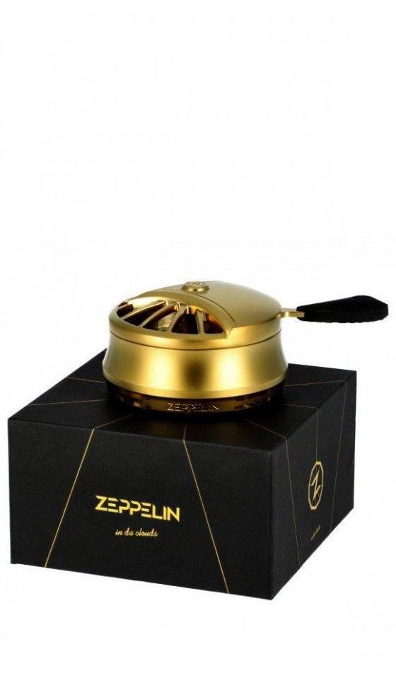 Gestor de Calor Zidclouds Zeppelin - Gold