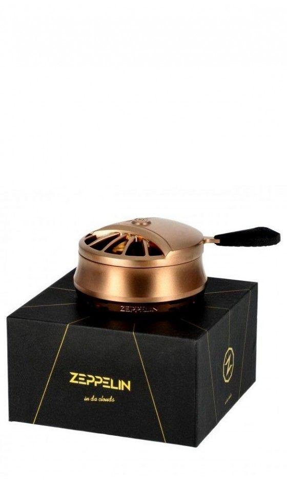 Gestor de calor Zidclouds Zeppelin - Rose Gold